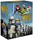 Star Wars - The Clone Wars - L'intégrale - Saisons 1 à 5 [Édition Collector]