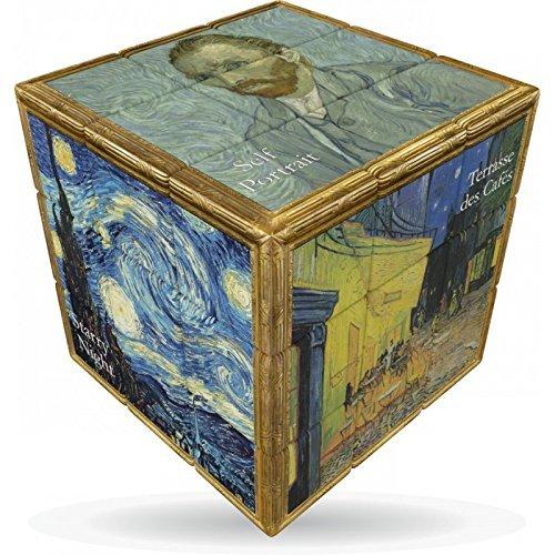 Unbekannt Verdes 25152 - V-Cube 3 - Van Gogh, Spiele und Puzzles