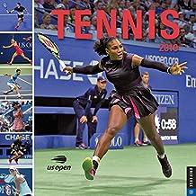 Tennis the U.S. Open 2019 Wall Calendar