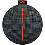 Ultimate Ears ROLL 2 Enceinte Bluetooth Ultraportable avec Flotteur, Waterproof et Antichoc - Noir/orange