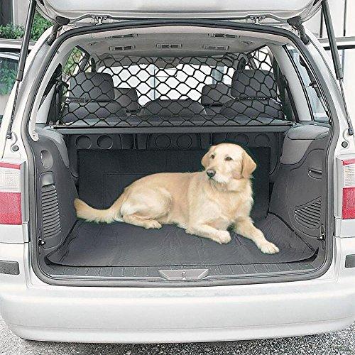 LPY-PET net Fahrzeugsicherheit Mesh Dog Barrier SUV/Car/Truck/van-passt hinter Vordersitze