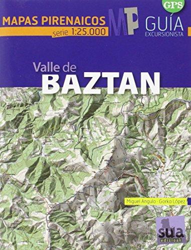 Valle de Baztan (Mapas Pirenaicos)
