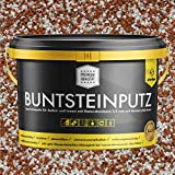 Buntsteinputz orange/weiss 20kg