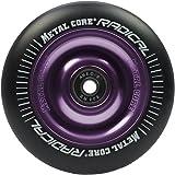 BESTIAL WOLF Rueda Shire PU Color Negro y Core Rojo Di/ámetro 110 mm