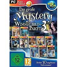 Das große Mystery Wimmelbild-Paket 3