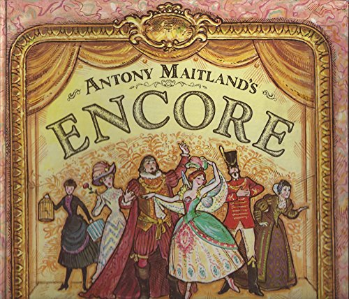 Antony Maitland's Encore : a pop-up book of scenes from the theatre.