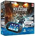 Console Playstation Vita Wifi +voucher Killzone Mercenary + Carte M�moire 8 Go