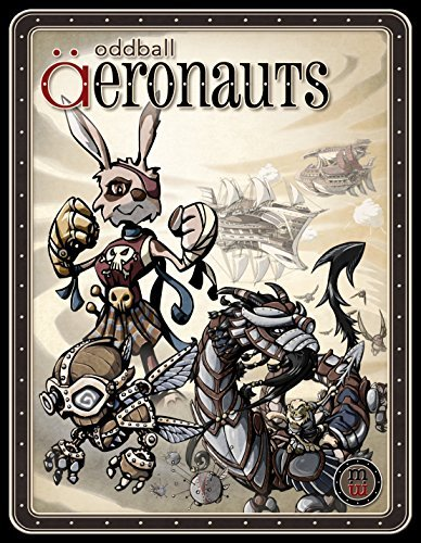 Kartenspiel - Verrückter Aeronauts -