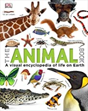 The Animal Book: A Visual Encyclopedia of Life on Earth (Reference)