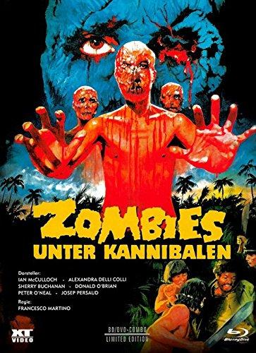 Zombies unter kannibalen Mediabook