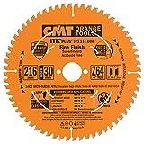 CMT 273.216.64M Lama Circolare Itk-Plus per Taglio di Precisione, Arancio