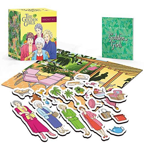 The Golden Girls: A Magnetic Kit (Miniature Editions) por Christine Kopaczewski