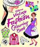 Vintage Fashion Colouring Book (Colouring Books)
