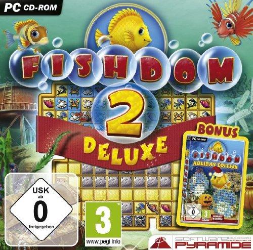 Fishdom Spiele (Fishdom 2 Deluxe)