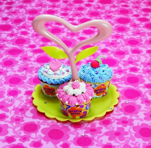 Manhattan Toy - 147370 - Kit de Loisir Créatif - Groovy Girls - Craftalicious Créer les Petits Gâteaux