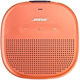 Bose Sound Link Micro 783342-0900 Waterproof Bluetooth Speaker (Bright Orange)