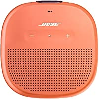 Bose Enceinte Bluetooth SoundLink Micro - Orange vif