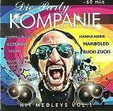 Verschiedene Medlies, ideal für Wiesn, Fasching, Ballermann (Compilation CD, 9 Tracks)
