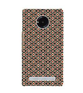 ifasho Designer Phone Back Case Cover YU Yunique ( Paint Color Paint Colorful Prisma )