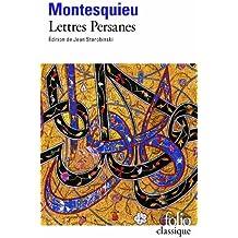 Lettres Persanes (Folio (Gallimard)) by Charles de Secondat,Baron de Montesquieu (1973-05-01)