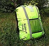 PRECORN Regenschutz für Rucksäcke Rucksack-Regenhaube Schulranzen Regenhülle Rucksacküberzug Marke