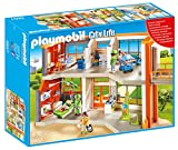 Playmobil Furnished Children's Hospital City Life Infantil, Color,...