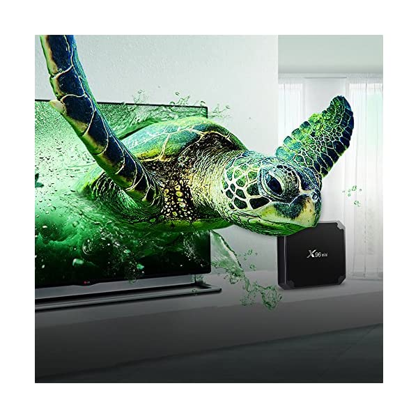 SUNNZO-S16-Lecteur-Multimdia-de-Diffusion-en-Continu-Android-714K-TV-BOX-avec-Amlogic-S905W-Quad-core-Chipset-2Go-RAM16Go-eMMCavec-WiFi-et-LAN100M-2GB16GB