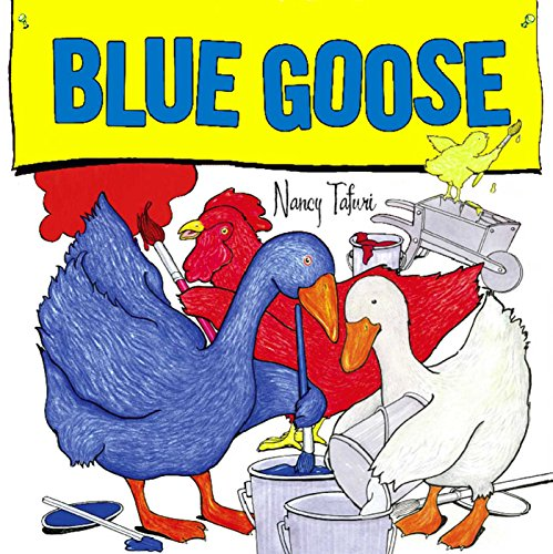 Blue Goose (Red Barn Ranch)