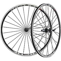 Miche Reflex rueda, negro, 11 velocidades - Campagnolo - cubierta