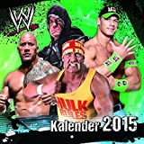 WWE World Wrestling Entertainment Wandkalender 2015: Wandkalender 2015