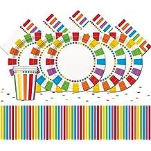 Piatti e bicchieri carta per feste for Piatti e bicchieri per feste bambini