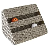 Pets Empire Cat Scratcher Cat Scratching Pad Toy with Inside bell-Balls