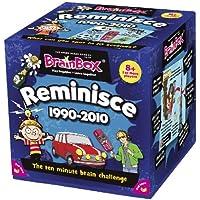 Green Board Games BrainBox Reminisce Educational Games