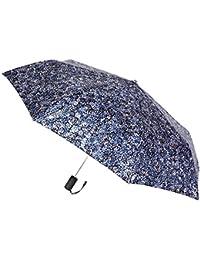 Paraguas Plegable Abre Cierra automático. Estampado con Brillo