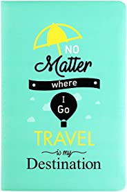 Doodle Believe in the road Notebook Diary, UV - Paper Finish, Hard Cover, Ruled, 200 Pages, A5 (8.5