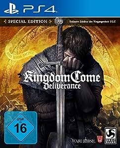 Kingdom Come Deliverance Special Edition - PS4