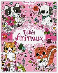 Bébés animaux (coloriages)