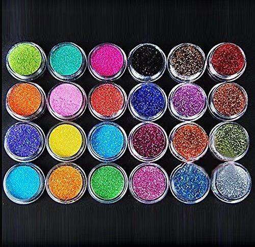 24-mix-colours-nail-art-makeup-decoration-extra-fine-glitter-dust-powder-set