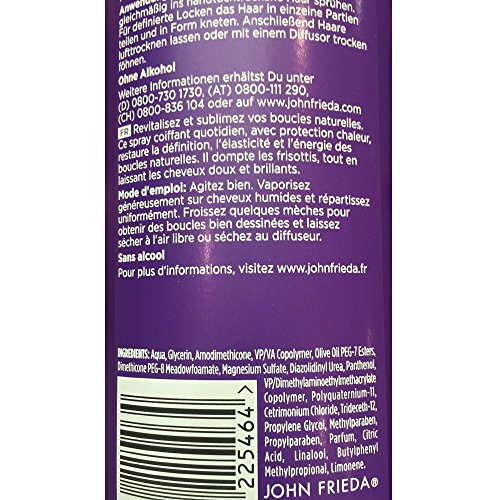 John Frieda Traumlocken Styling Spray - 3