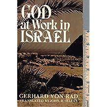 God at work in Israel by Gerhard von Rad (1980-08-01)