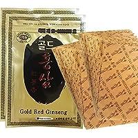 Korean Red Ginseng Patch Ginseng-Patch Powerstrip Energie Schmerzlinderung - 40 Patches preisvergleich bei billige-tabletten.eu
