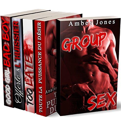 6 Nouvelles Érotiques (COMPILATION -18): 6 nouvelles romance adulte à prix exceptionnel !