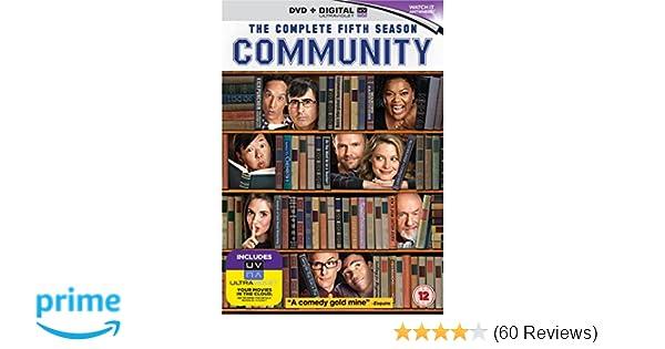 Community - Season 5 (DVD): Amazon co uk: Joel McHale