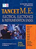 A complete Study Materials of TANCET Entrance Exam Books: TANCET ME Electrical Eelectronics and Instrumentation Engineering (EEIE) Exam Preparation Books Online. CONTENTS Tancet M.E./M.TECH/M.ARCH Solved Question Paper EM Theory, Electrical Materials...