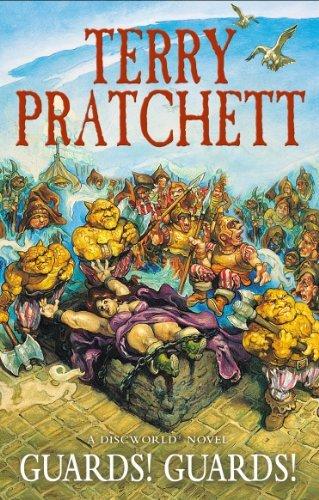 Guards! Guards!: (Discworld Novel 8) (Discworld Novels) by Terry Pratchett (2012-10-11) par Terry Pratchett