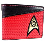 Star Trek Engineering Shirt Multicoloured Coin & Card Bi-Fold Wallet
