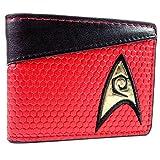 Star Trek Engineering Shirt Multicoloured Coin & Card Bi-Fold Wallet