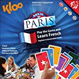 KLOO's Learn to Speak French Language Board Game - Race to Paris
