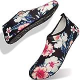 Breathable Water Shoes,Beach Surf Diving Swim Running Snorkeling Barefoot Skin Shoes, Home Slipper Yoga Socks for Men & Women