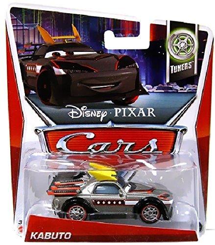 Mattel Disney Cars Mini car Kabuto KABUTO 2013 New Models Die Cust Car - Cars Kabuto
